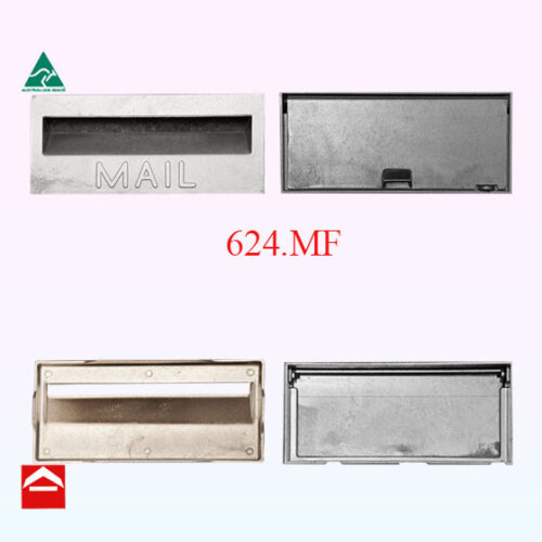 Image of front and rear brick in plate along with inside and outside view. 345w x 160h