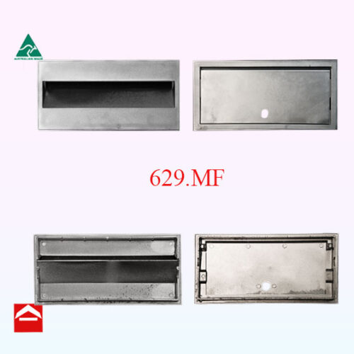 Image of front and back brickin plates inside and outside. 368w x 188h with provision of key