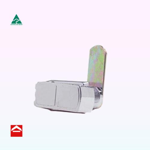 Latch lock suitable for padlocks